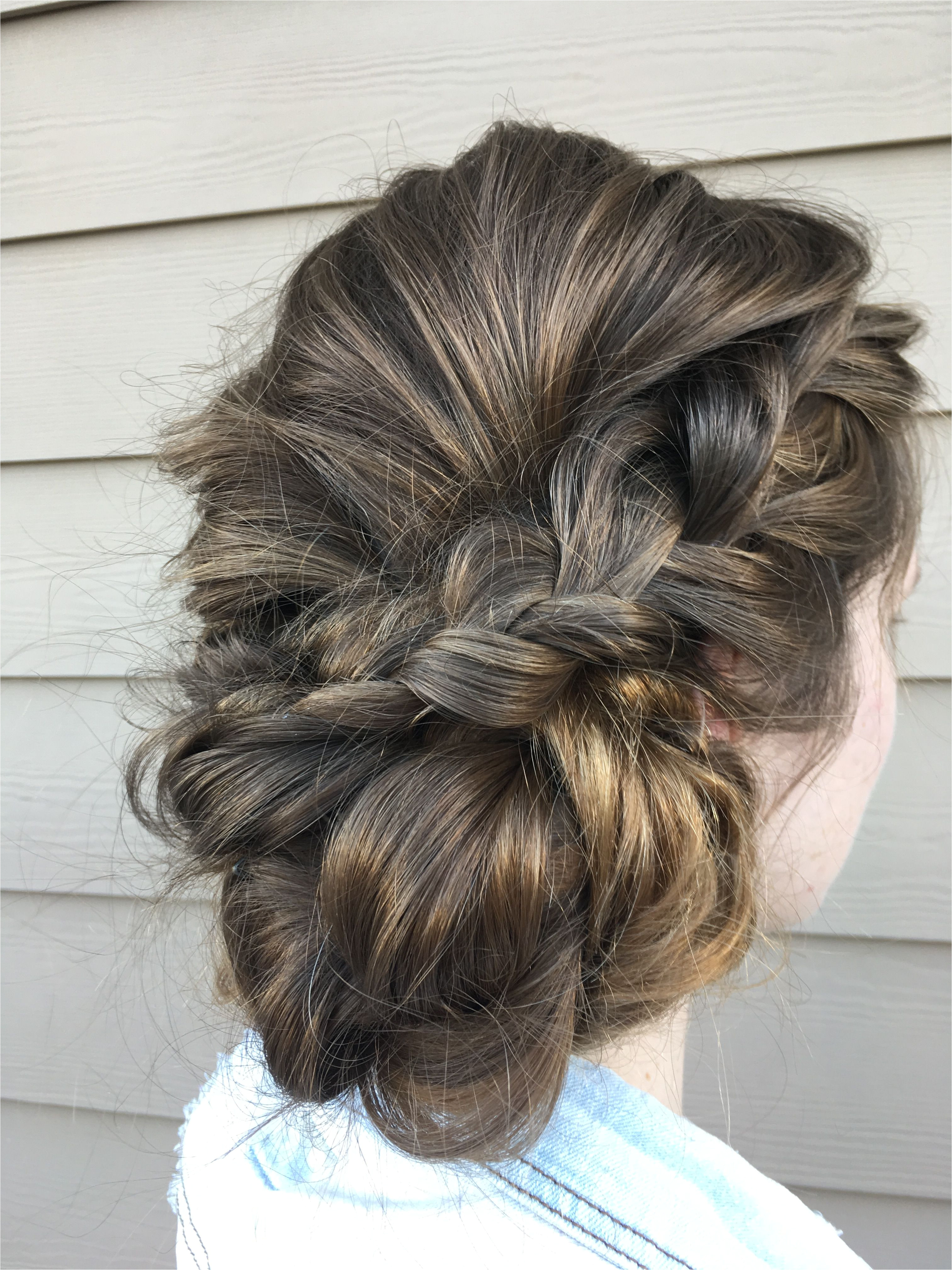 Braided updo Wedding Hairstyles For Long Hair Formal Hairstyles Braided Updo Braided Hairstyles