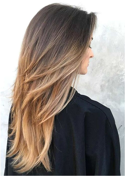 50 Cute Layered Hairstyles and Cuts for Long Hair 2017