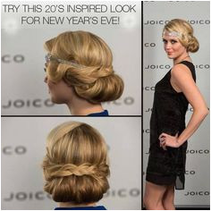 Cute 1920 1930s hairstyle great for weddings or a night out