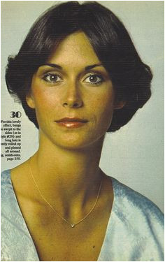 Kate Jackson 70 s hair p I rocked this do Shelley Hack