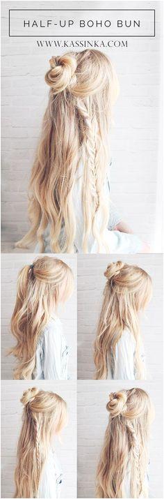 Boho Hairstyles For Long Hair Braids Long Hair Easy Diy Hairstyles Long Hair