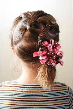 Crooked X from Girly Do Hairstyles Flower Girl Hairstyles Little Girl Hairstyles Wig Hairstyles