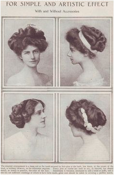 Edwardian Hairstyles Historical Hairstyles Edwardian Hairstyles Steampunk Hairstyles Vintage Hairstyles Hair Inspiration