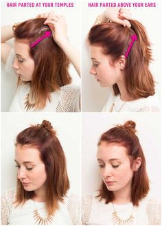 How to cut your own hair Video with Lee Stafford Cut Own Hair Hair