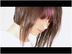 How to cut long or mid length hair Disconnected layered haircut by Lee