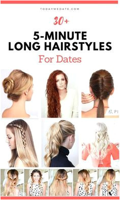 50 Effortless DIY Date Night Hairstyles For Different Hair Types Today We Date