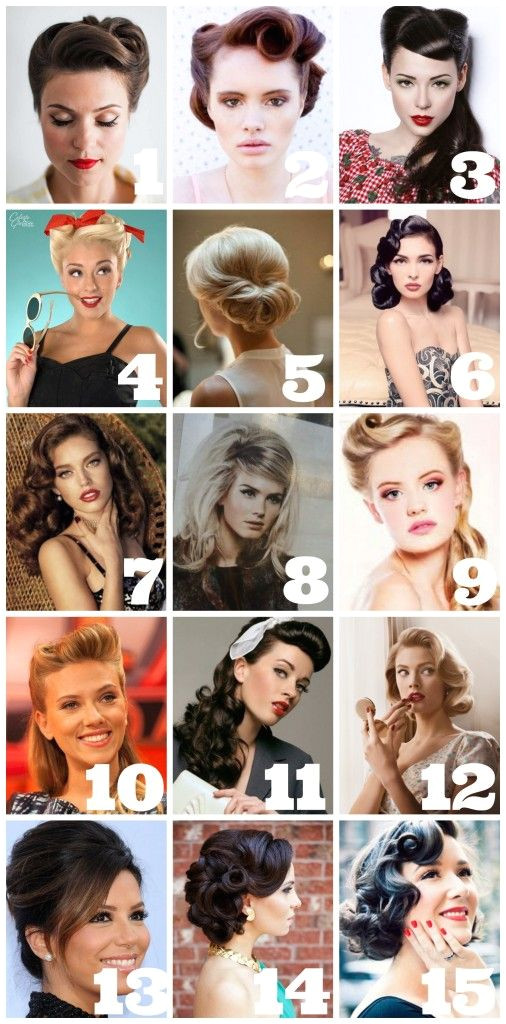 Trend Retro Hair • Re Salon and Med Spa retro hair