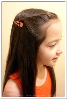 5 Easy Back to School StraightAStyle Hairstyles for Girls