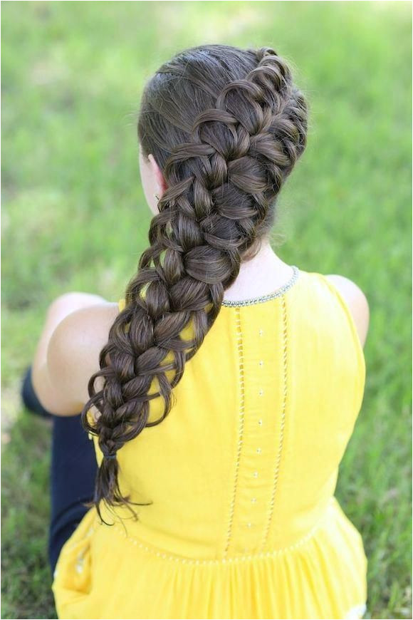 10 The Best Braided Hairstyles