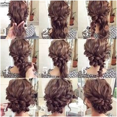 updo diy for medium length hair Google Search Updos For Curly Hair Curly Hair