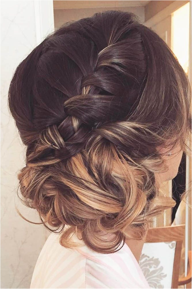 30 Top Wedding Updos For Medium Hair Awesome Wedding Hairstyles Pinterest