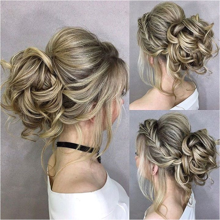 Elegant updo wedding hairstyle to inspire your big day look These sophisticated wedding hairstyle Ideas for bridal and bridesmaids