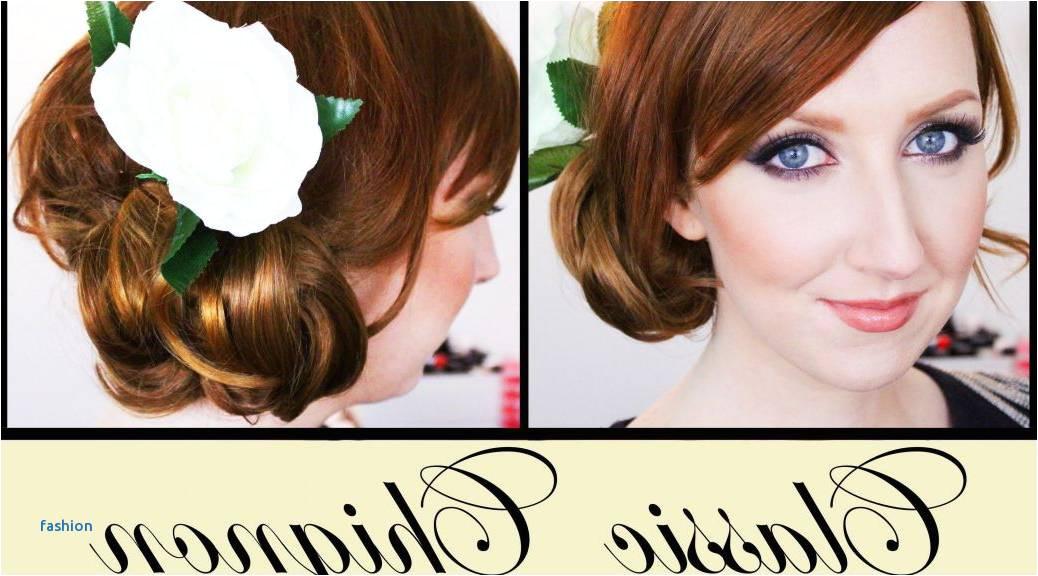 e Shoulder Dress Hairstyles Fresh Wedding Hairstyle Tutorials Luxury Messy Hairstyles 0d – Short