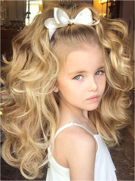 Most demanding baby girls Long thick natural curls hairstyles for 2017 2018