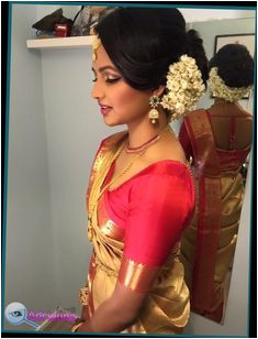 Indian Hairstyles For Medium Hair In Saree Medium hair length is the most preferable one nowadays as it is easy to maintain and there are many hairstyles