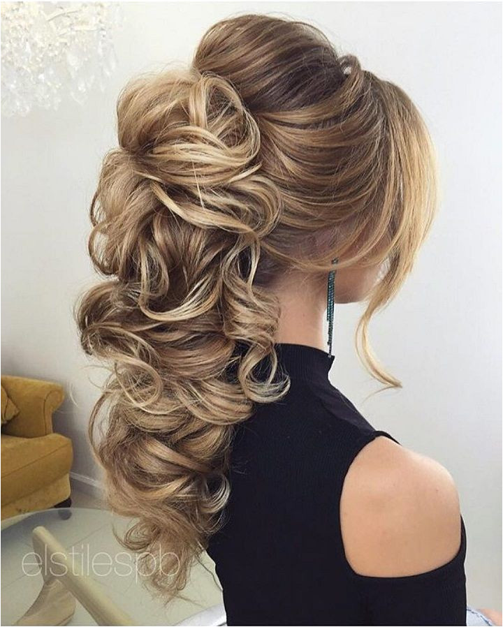 Diy Hairstyles with Curls Beautiful Bridal Hairstyle for Long Hair to Inspire You