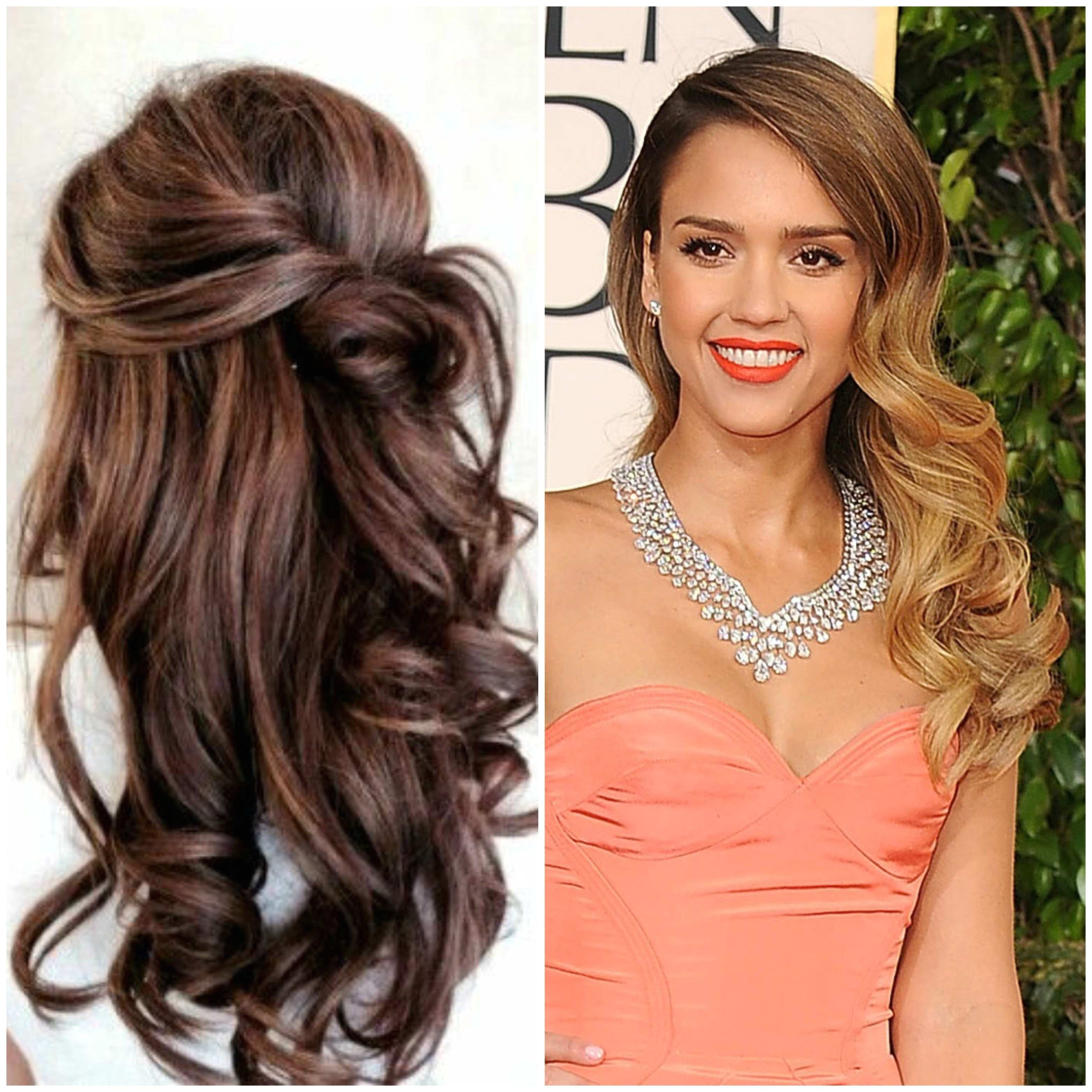 79 Fresh Girls Hairstyles for Parties Gallery