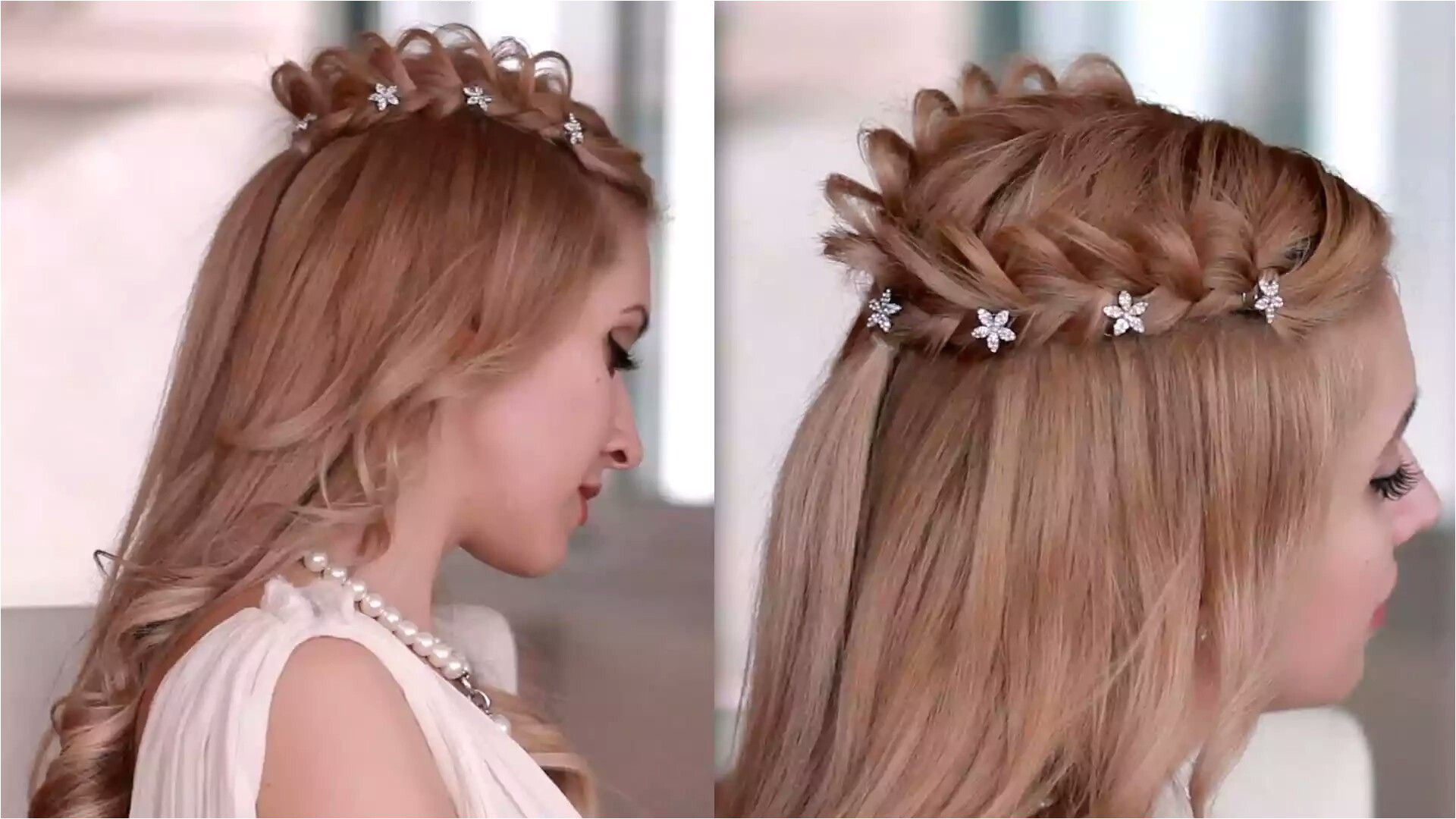 Diy Hairstyles Braided Crown Hairstyles Step By Step Hairstyles Summer Hairstyles Haircuts