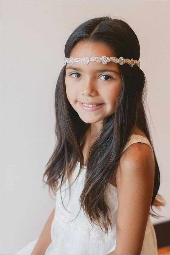 Cute Down Hairstyles for Long Hair Fresh Wedding Hair for Flower Girl New Media Cache Ak0 Pinimg 736x 0b 0d Form Wedding Hairstyles With Crown