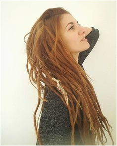 Dreadlock Hairstyles Wool Dreads Dreadlocks White Dreads Dream Hair Dreads Girl Hair Goals Ginger Hair Face Hair