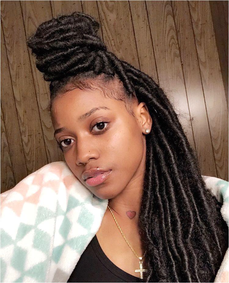pin kjvougee ❕ Dreadlocks Hair Laid Girl Hairstyles Braided Hairstyles