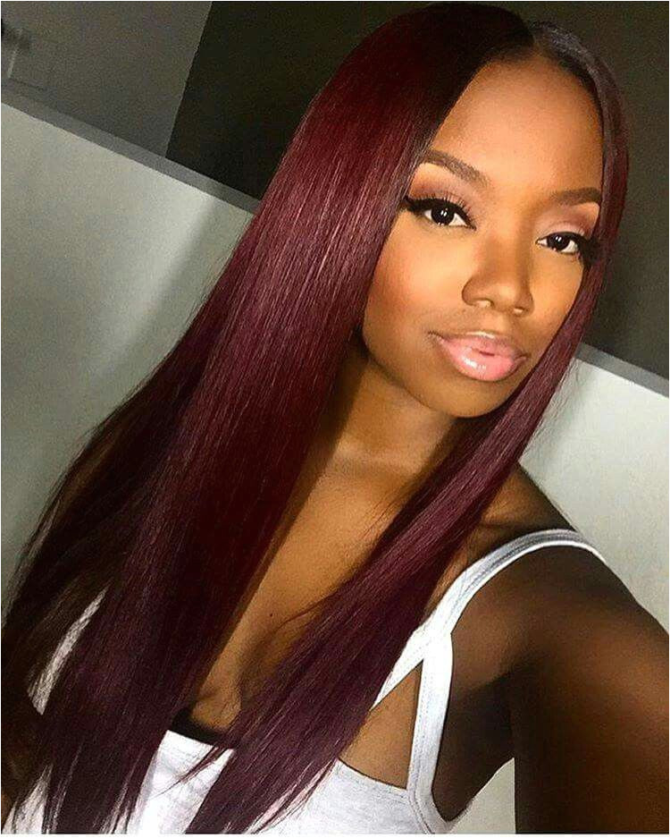 More Straight Hair Weave