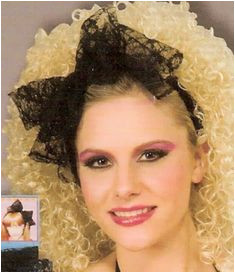 and makeup 80 s Pinterest
