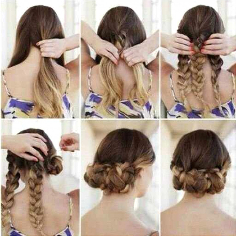Easy Simple Hairstyles Awesome Hairstyle for Medium Hair 0d Inspiration Super Cute and Easy Hairstyles