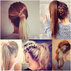 7 Easy and Chic Ponytail Hairstyle for Girls Back to School