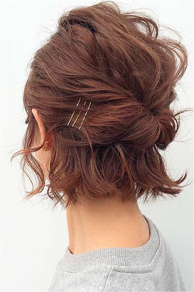 Cute Easy Hairstyles for Short Hair to Try This Season ☆ See more
