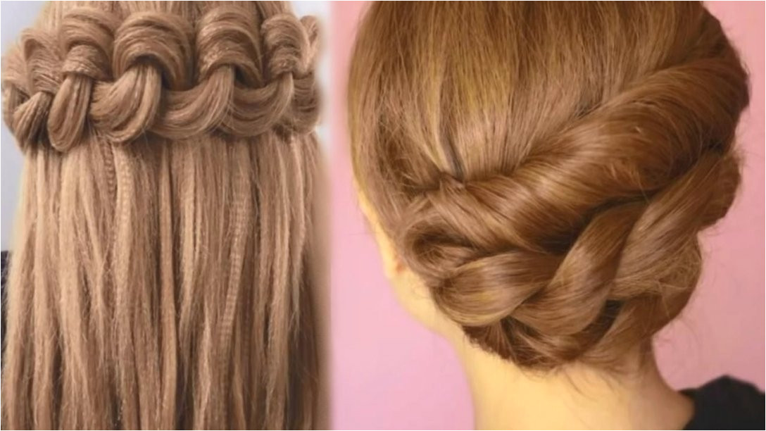 Easy Bun Hairstyles For Medium Hair Dailymotion – Famous Hair Style 2018