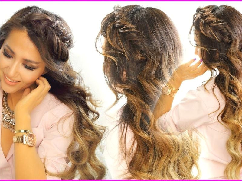 easy hairstyles for school easyhairstylesforschool