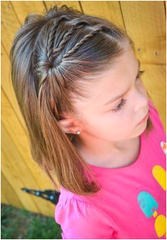 25 Little Girl Hairstyles you can do YOURSELF Little Girl Short HairstylesEasy Hairstyles For KidsToddler
