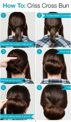 20 Very Easy Hairstyles for Very Busy Mornings – 17 Hair Styles