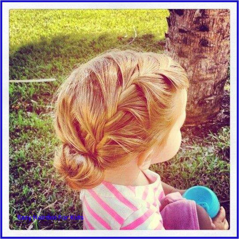 Easy Hairstyles for 5th Graders Cute Easy Hairstyles for Kids Beautiful New Cute Easy Fast