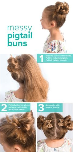 These easy hairstyles for girls can be created in just minutes Follow these steps for styles kids will love