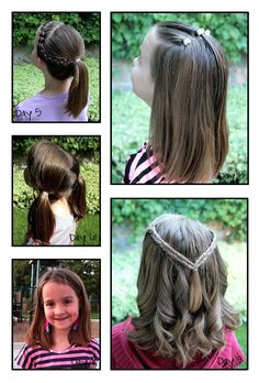 7 Year Old Girl Hairstyles