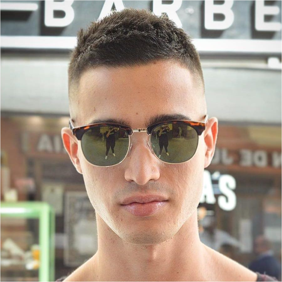 Updated January 10 2017 For most men short haircuts and short hairstyles are the go