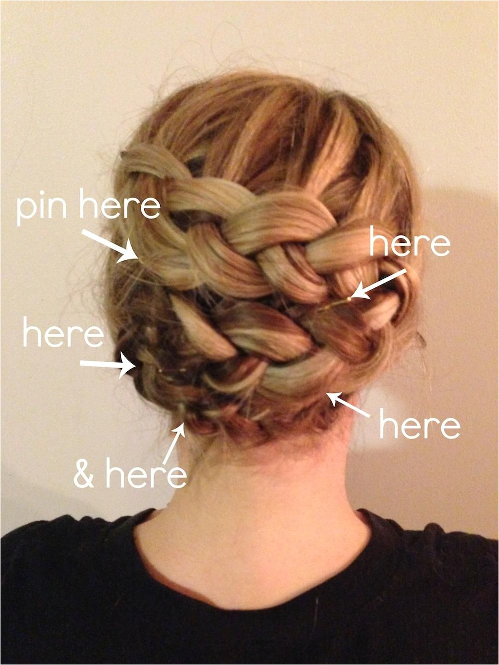 Wow the crowd at any holiday party with this fun and easy snake braid