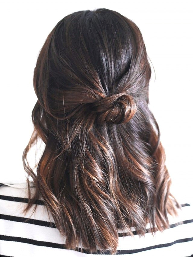 Easy Hairstyles In 3 Minutes 3 Minute Hairstyles for when You Re Running Late