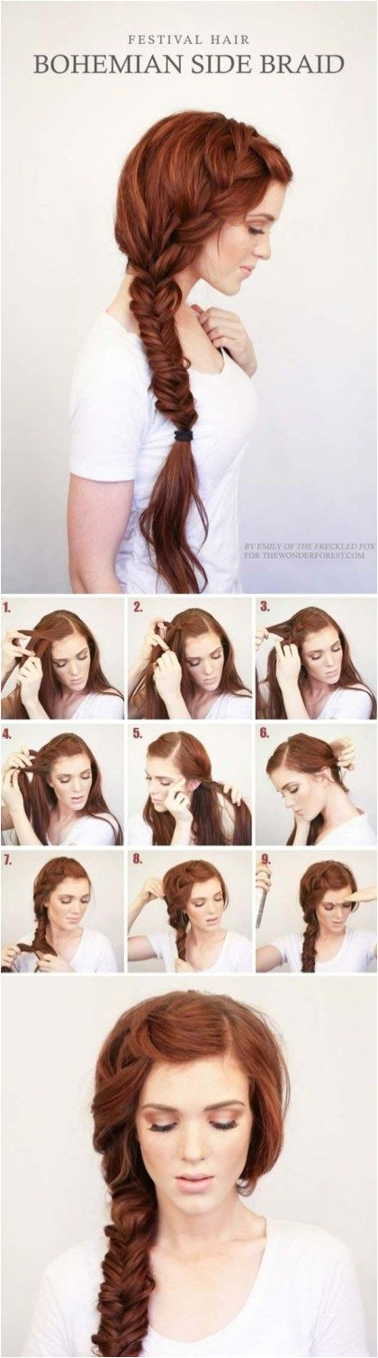 Hairstyles That Can Be Done In 3 Minutes 15