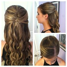 Pageant Hairstyles Simple Tips
