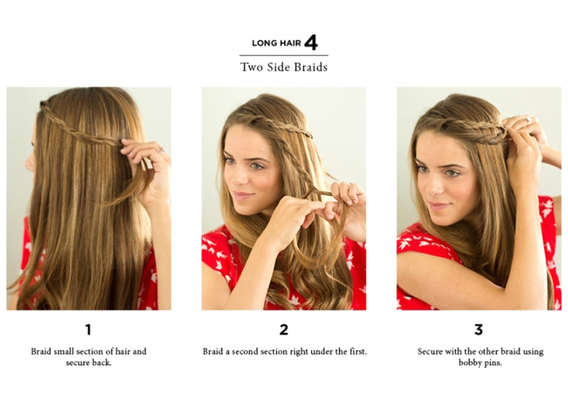 Easy Hairstyles for Long Hair to Do Yourself Awesome Cute Easy Fast Hairstyles Best Hairstyle for