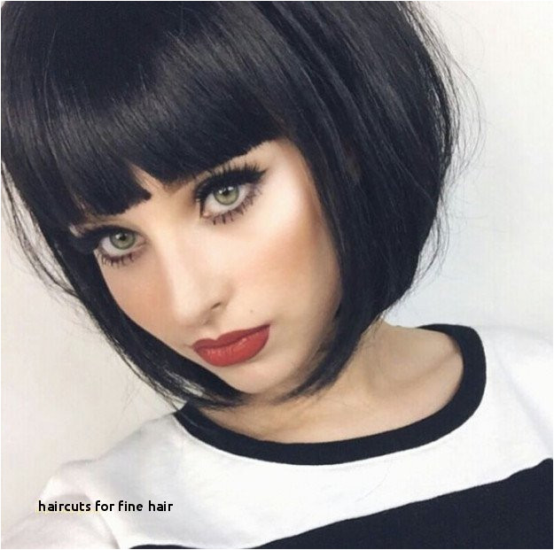 Perfect Fine Hair Styles Elegant Haircuts for Fine Hair Short Goth Hairstyles New Goth Haircut 0d