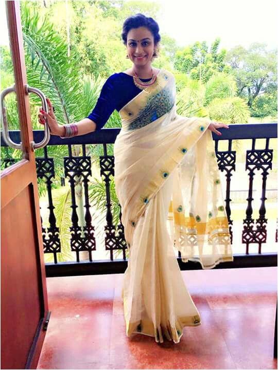 Kerala saree traditional outfit