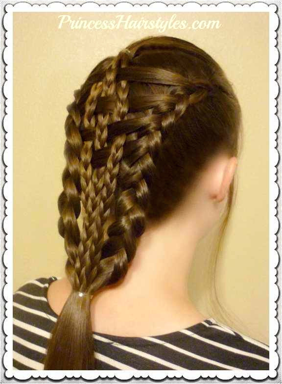 Easy Hairstyles Step by Step Beautiful Easy Do It Yourself Hairstyles Elegant Lehenga Hairstyle 0d Girls