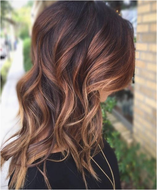 Beautiful Latest Hair Color Trends Fall 2018 · Easy Medium Hairstyles