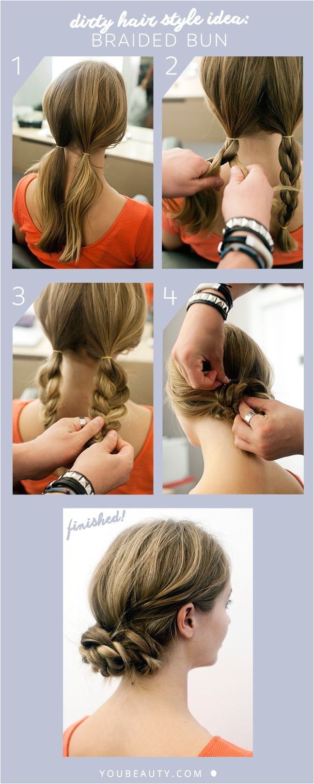 Tried it it s super easy when I say it s easy it must be easy because I am super lazy about my hair and really cu… Easy hairstyles