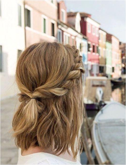 10 Super Trendy Easy Hairstyles for School Diyhairstyles Diy hairstyles in 2019
