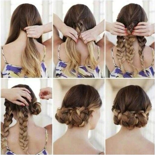 Easy Simple Hairstyles Awesome Hairstyle for Medium Hair 0d Inspiration Super Cute and Easy Hairstyles via